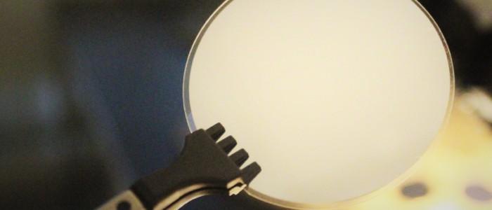 Rückflächenspiegel der Superlative (ARGENTA NANO)